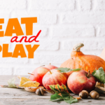 EAT and PLAY: Ages >12 on November 20th!
